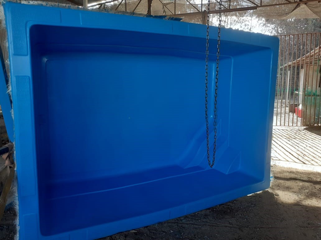 Piscina Rectangular de 3.0×2.0 Metros